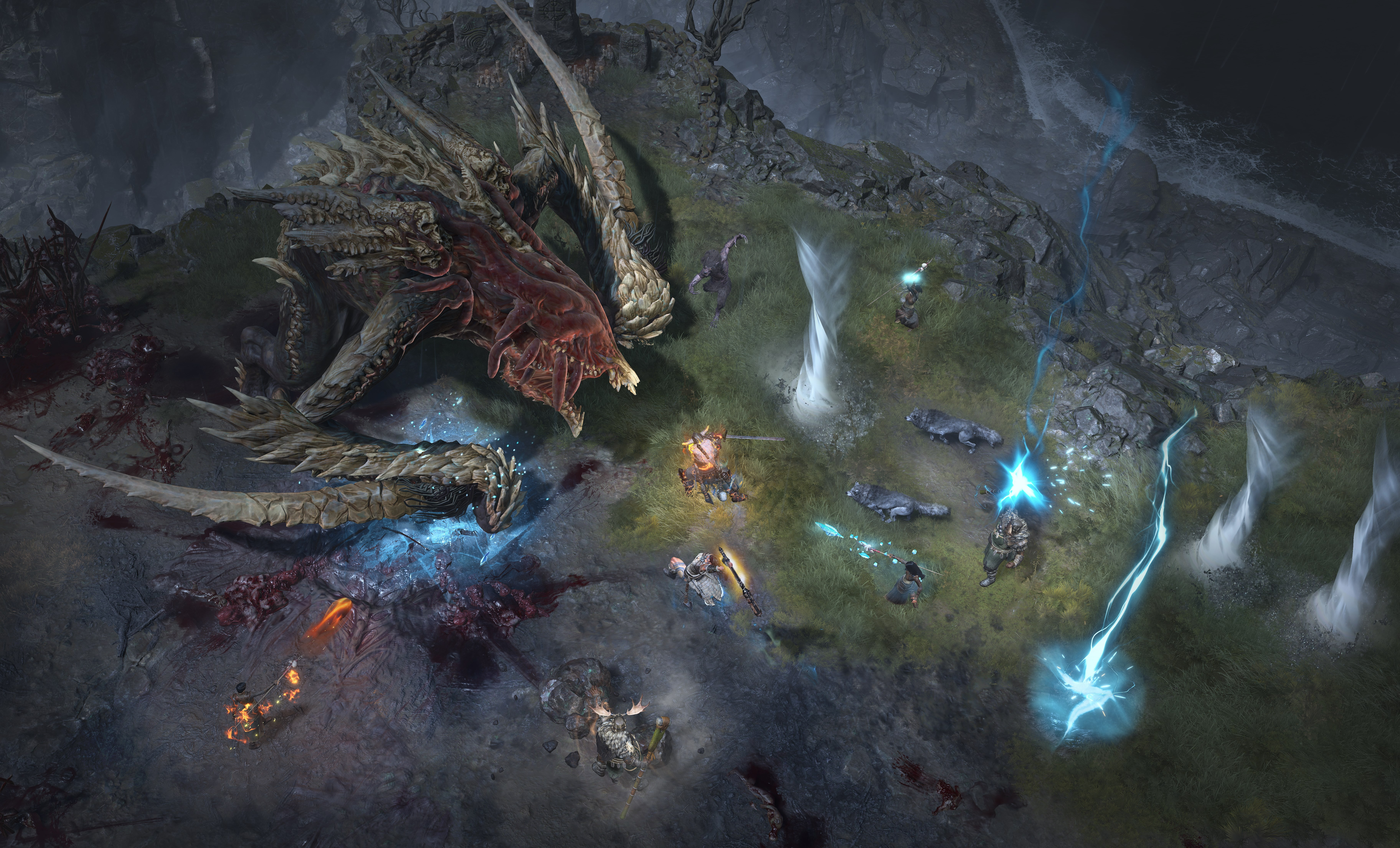 Diablo IV game screenshot
