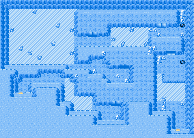Ice Path pokemon screenshot