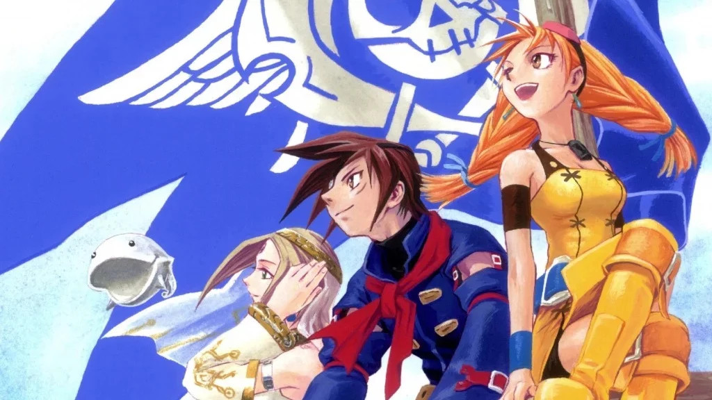 Skies of Arcadia poster