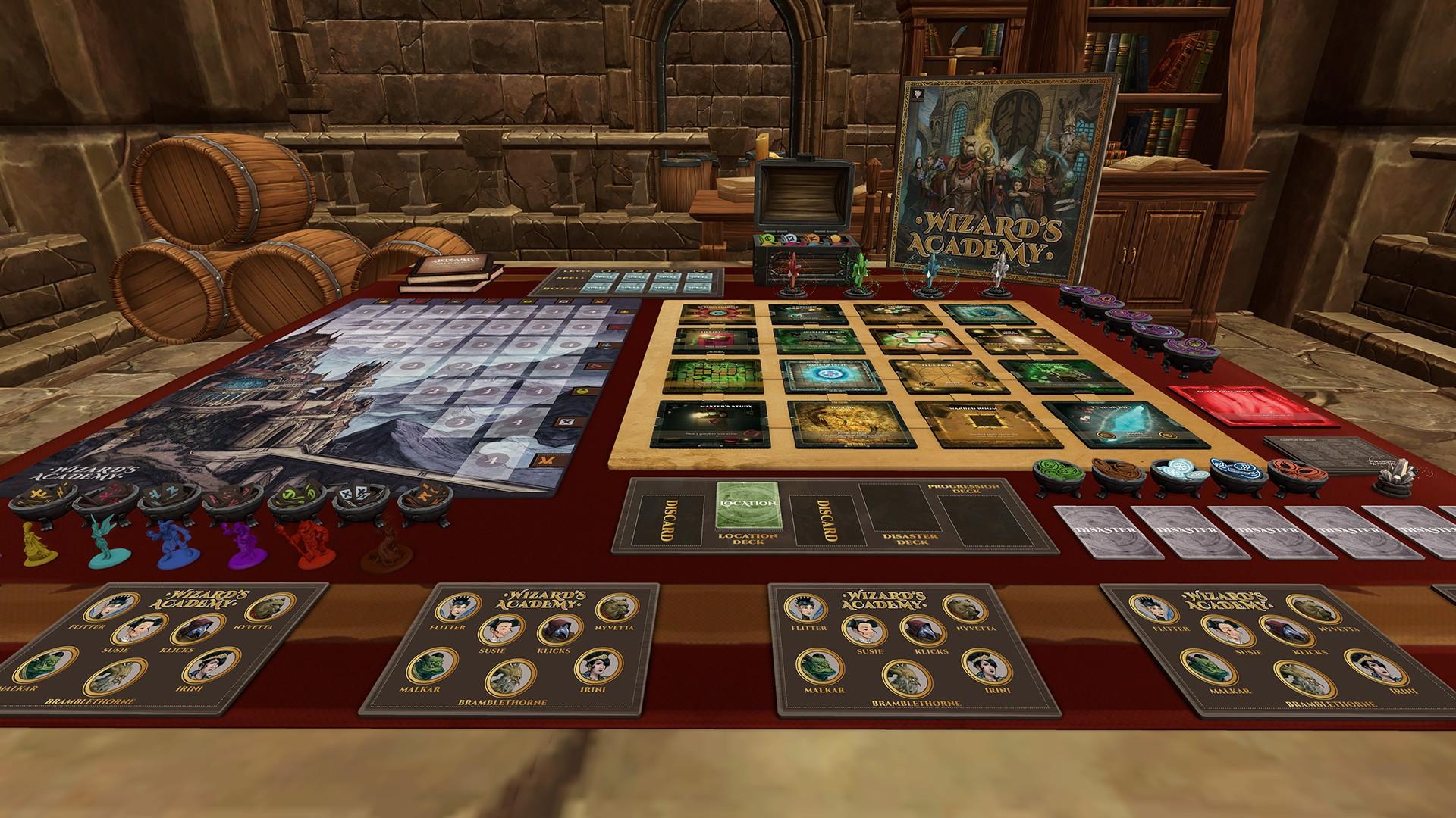 Tabletop Simulator gameplay
