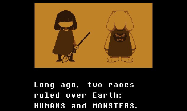 Undertale gameplay