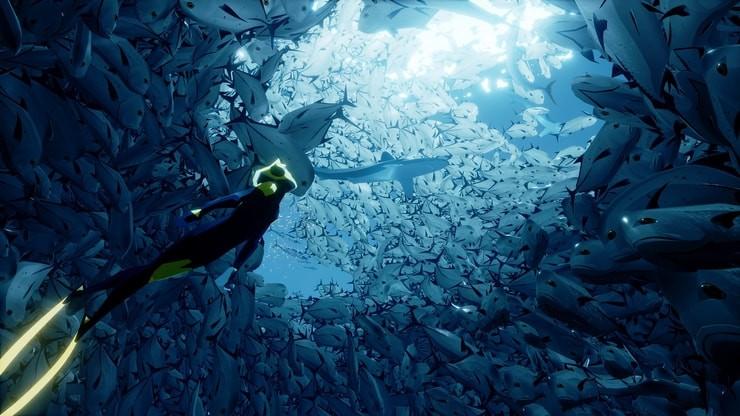 ABZU game screenshot
