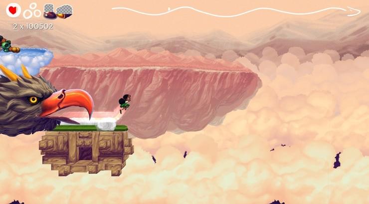EarthNight game screenshot