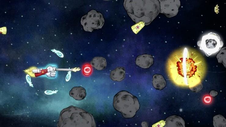 Freedom Finger game screenshot