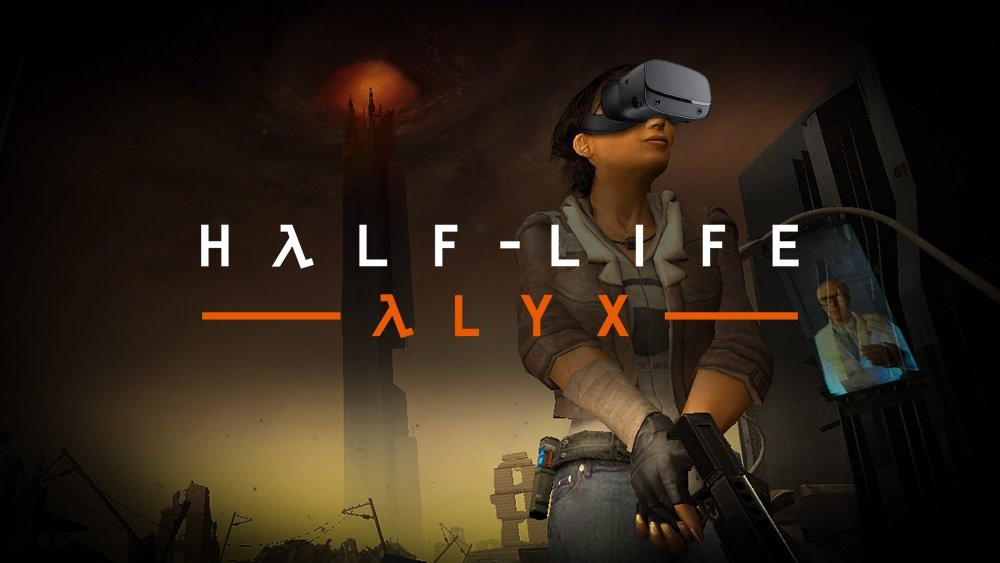 Half-Life: Alyx poster