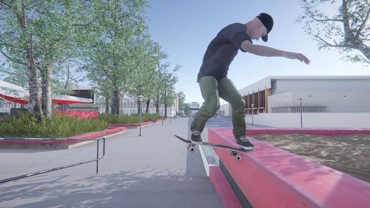 Skater XL game screenshot